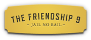 Friendship 9 Logo
